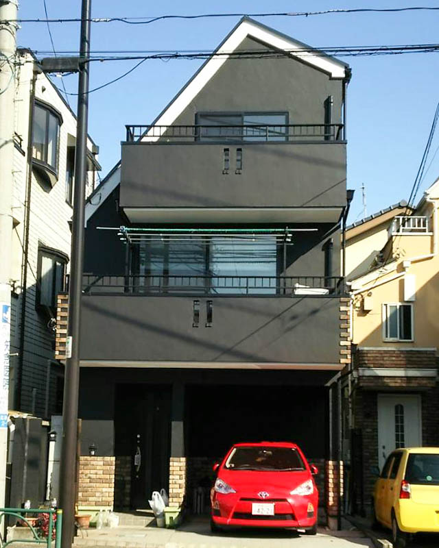 西東京市・K様邸 施工後