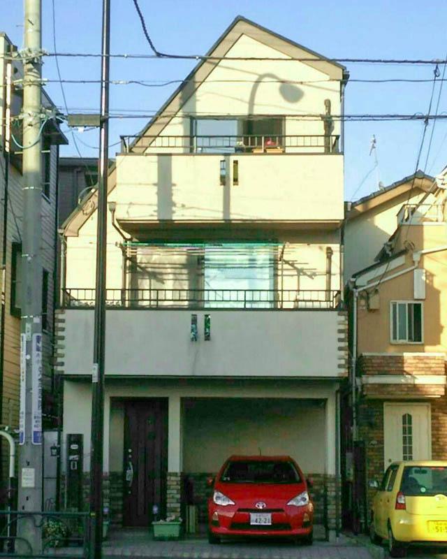 西東京市・K様邸 施工前